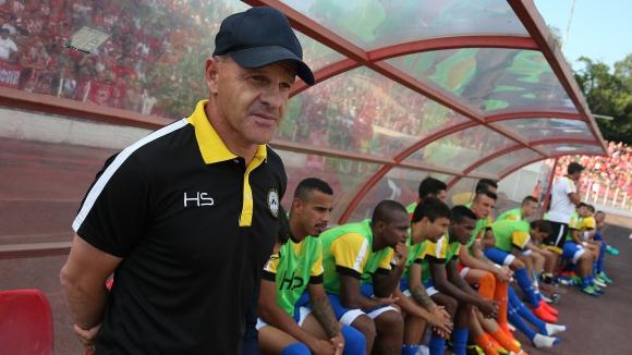 Якини: Пожелавам успех на ЦСКА