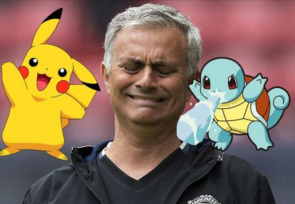 Моуриньо забрани Pokemon Go на играчите на Манчестър Юнайтед