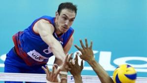 Марко Ивович - MVP в Световната лига