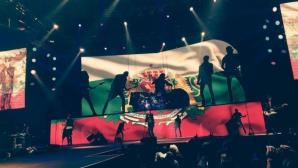 Scorpions развяха българския флаг и разтърсиха отново София (видео+снимки)