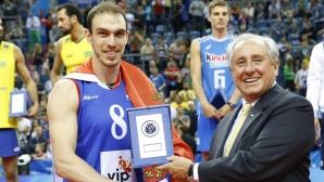 Марко Ивович: Написахме нова страница в историята