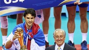Драган Станкович: Видях във втория гейм, че сме готови да спечелим златния медал