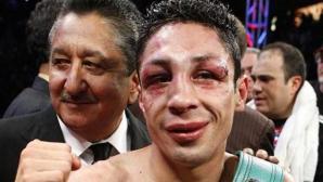 Боксов шампион губи едното си око