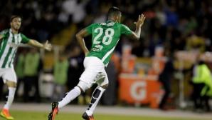 Равенство в първия мач от финала на Копа Либертадорес