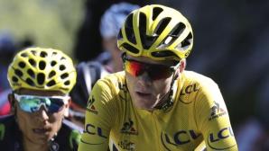 Крис Фруум спечели 18-ия етап на Тур дьо Франс