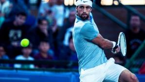 За първи път в историята грузинец на финал на турнир от ATP