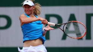 Шампионката Ларсон е на 1/2-финал в Бостад