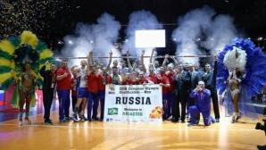 Пълна подкрепа към волейболна Русия за Рио