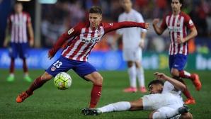 Барселона се разбра с Атлетико за Вието