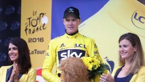Крис Фруум пред исторически триумф на Тур дьо Франс