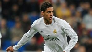 Варан: Говорих със Зидан и клуба и решихме да остана в Мадрид