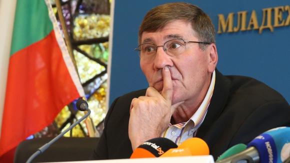 УС на БФБ подкрепи Глушков за нов мандат