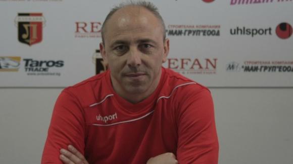 Илиан Илиев преди дербито: Трябва да сме спокойни, а не да търсим победата на всяка цена