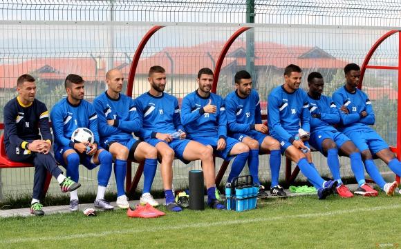 Александър Томаш взе 18 футболисти за мача с Дунав в Разград