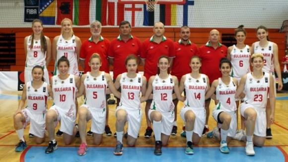 Ще играем за 15-ото място на европейското първенство в Сараево