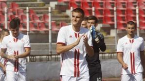 Чорбаджийски ще е втори капитан на ЦСКА