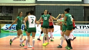 България с втора загуба от Турция в София