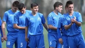 Стефан Гаврилов и Преслав Боруков дебютираха за U21 на Шефилд Уензди