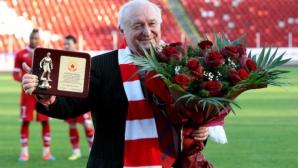 Петър Жеков:  Впечатлен съм от подкрепата за ЦСКА-София