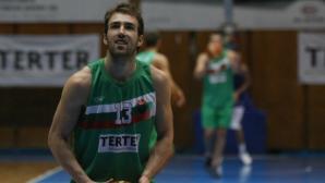 Избират Асен Великов за капитан на националния отбор