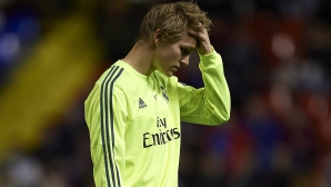 Йодегор напуска Реал Мадрид