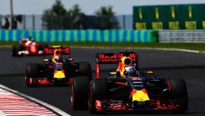 Ред Бул си поставиха цел да изпреварят Ферари още преди лятната почивка