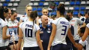 Треньор на световни шампионки: България има изключителен отбор