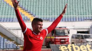 Славия взе талант на ЦСКА