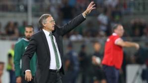 Дерменджиев: Отиваме в Белград, за да се класираме - можем да вкараме три гола на реванша