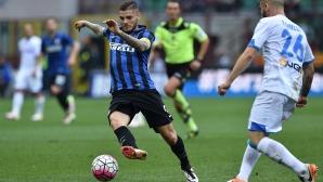 Босът на Интер: Икарди не се продава, а Роберто Манчини остава треньор