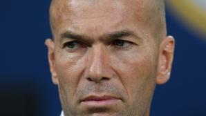 Зидан: Днес Погба не е играч на Реал Мадрид