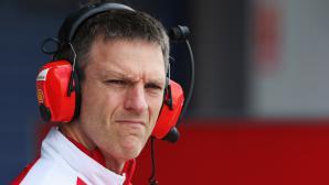 Ферари уволниха техническия си директор Джеймс Алисън