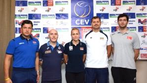 Николай Иванов: Надявам се да направим някоя изненада