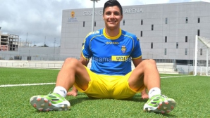 Българин започна тренировки с третодивизионен испански клуб