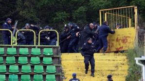Фен на Левски осъден на 700 часа общественополезен труд