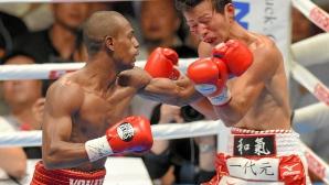 Боксьор стана жертва на грабеж в самолет