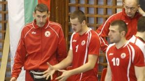 ЦСКА търси разпределител и отбори за двама национали