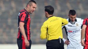 Камбуров: Качеството на футбола ще страда, като играем в жегите