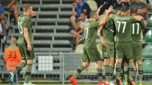 Легия с Мишо Александров крачи уверено към Шампионската лига