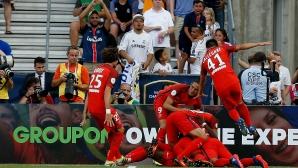 ПСЖ наказа и Реал Мадрид, ново попълнение блесна за парижани (видео)