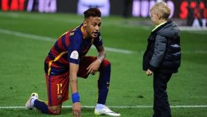Барселона смая света с твърдение за Неймар