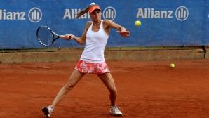 Евтимова на финал на двойки в Сърбия