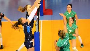 България изпусна Италия, след като водеше с 2:0 и имаше и мачбол