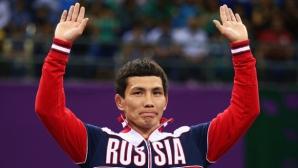 Един руски борец отпадна от предварителната заявка за Игрите