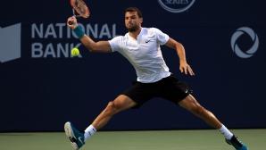 Григор Димитров: Сравненията с Федерер ми тежаха