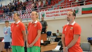 Николай Иванов: Играхме добре, но ни свършиха силите