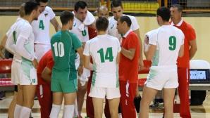 Капитанът Велизар Чернокожев: Полша е много добър отбор