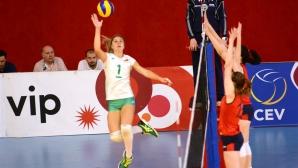 България запази шансове след 3:0 над Хърватия