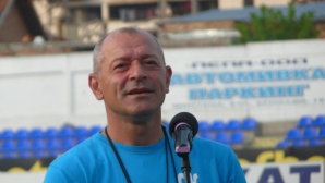 Кузмановски: Левски играе по-добре от миналата година