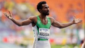 Рекордьорът на Азия на 400 метра няма да участва в Рио де Жанейро заради употреба на допинг